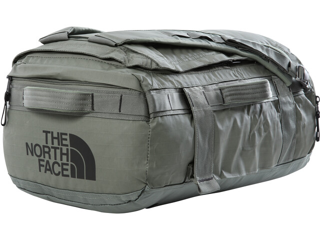 The North Face Base Camp Voyager Duffel 32l agave green/TNF black
